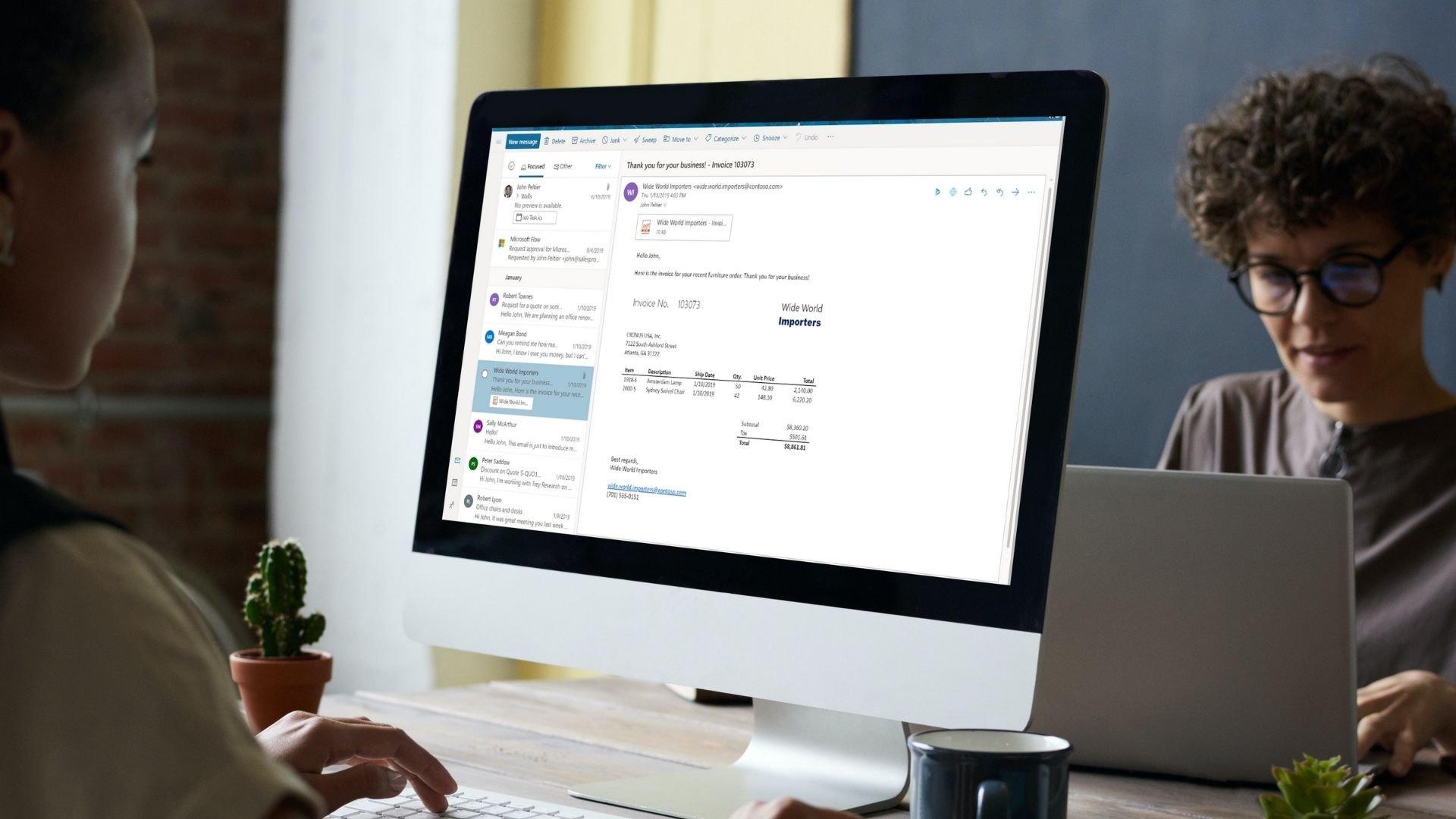 Dynamics 365 Business Central gekoppeld aan Power Apps